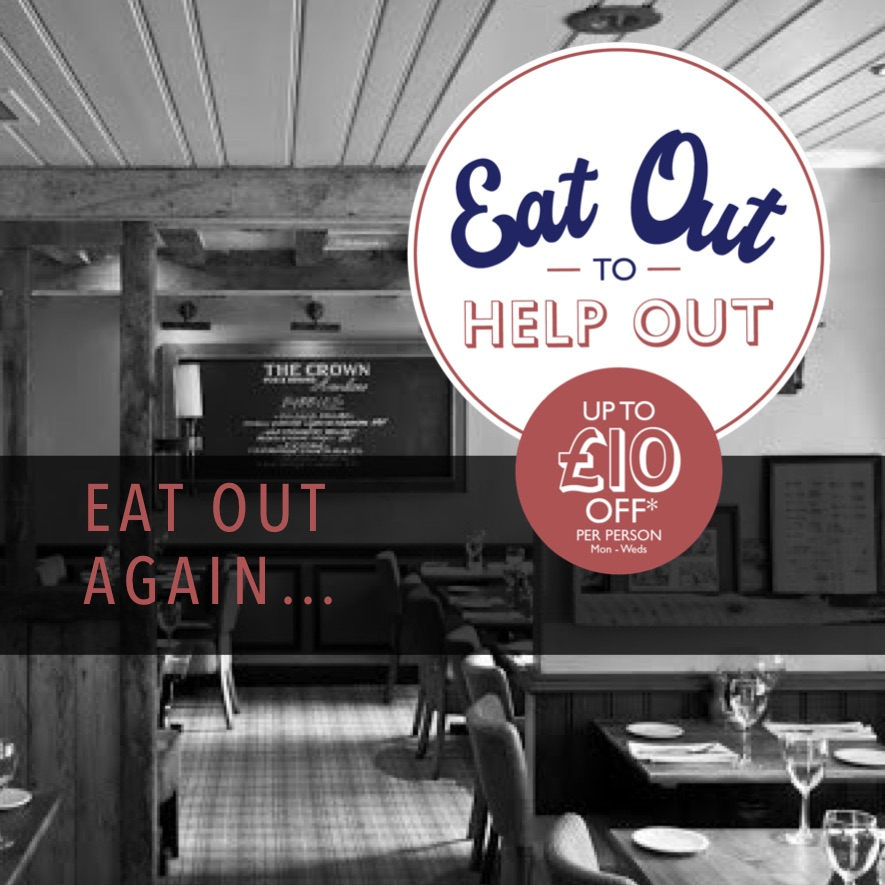 Eat Out AGAIN To Help Out